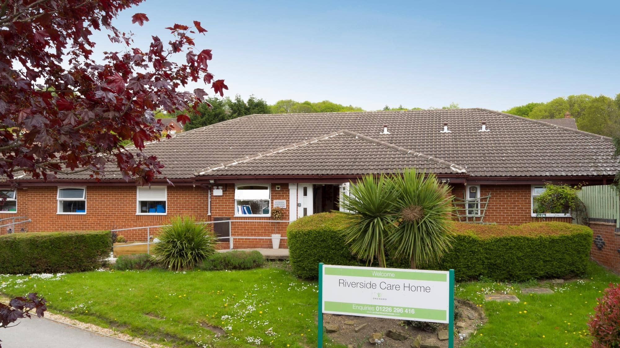 Riverside Care Home, Barnsley