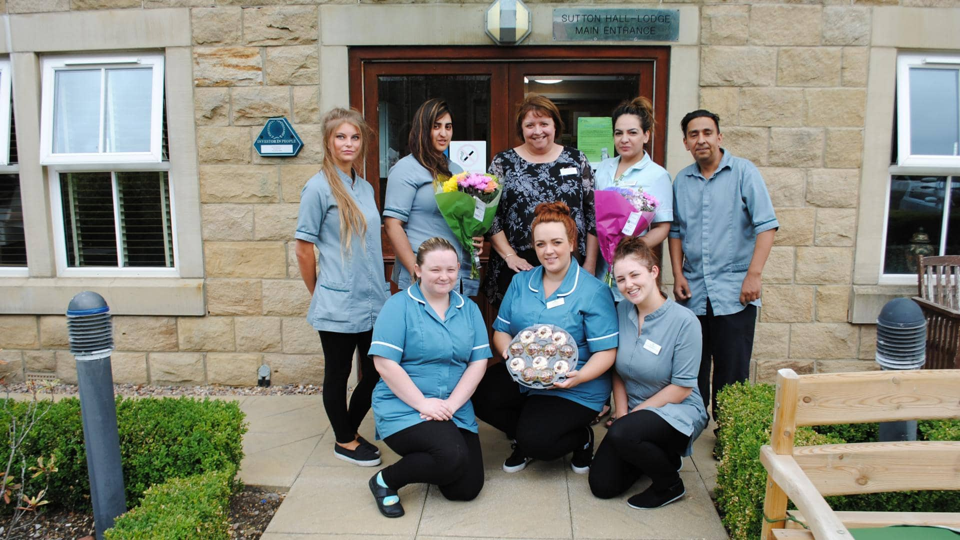 Care home sutton in craven