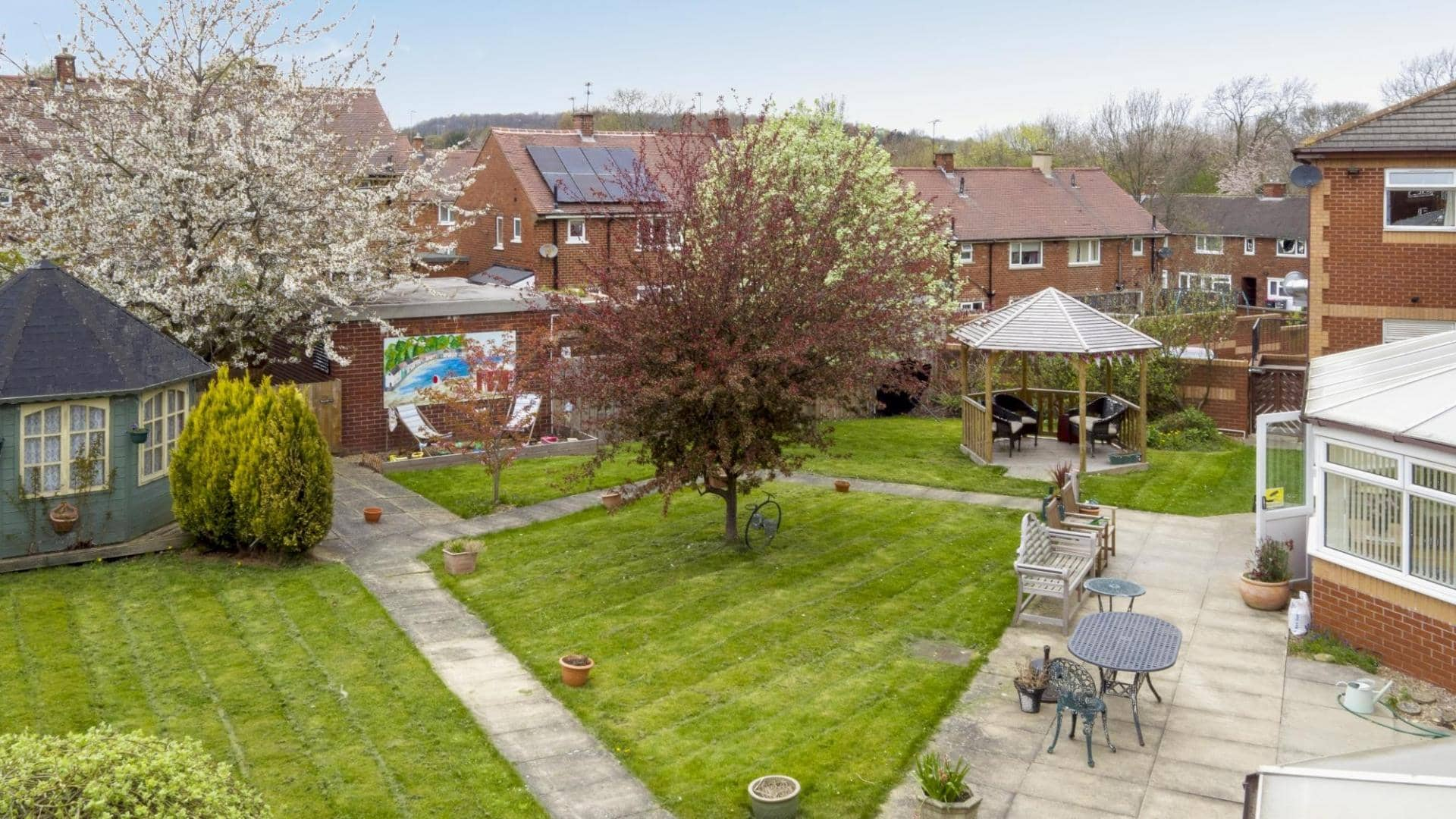 Cherry Trees Care Home in Rotherham | Orchard Care Homes
