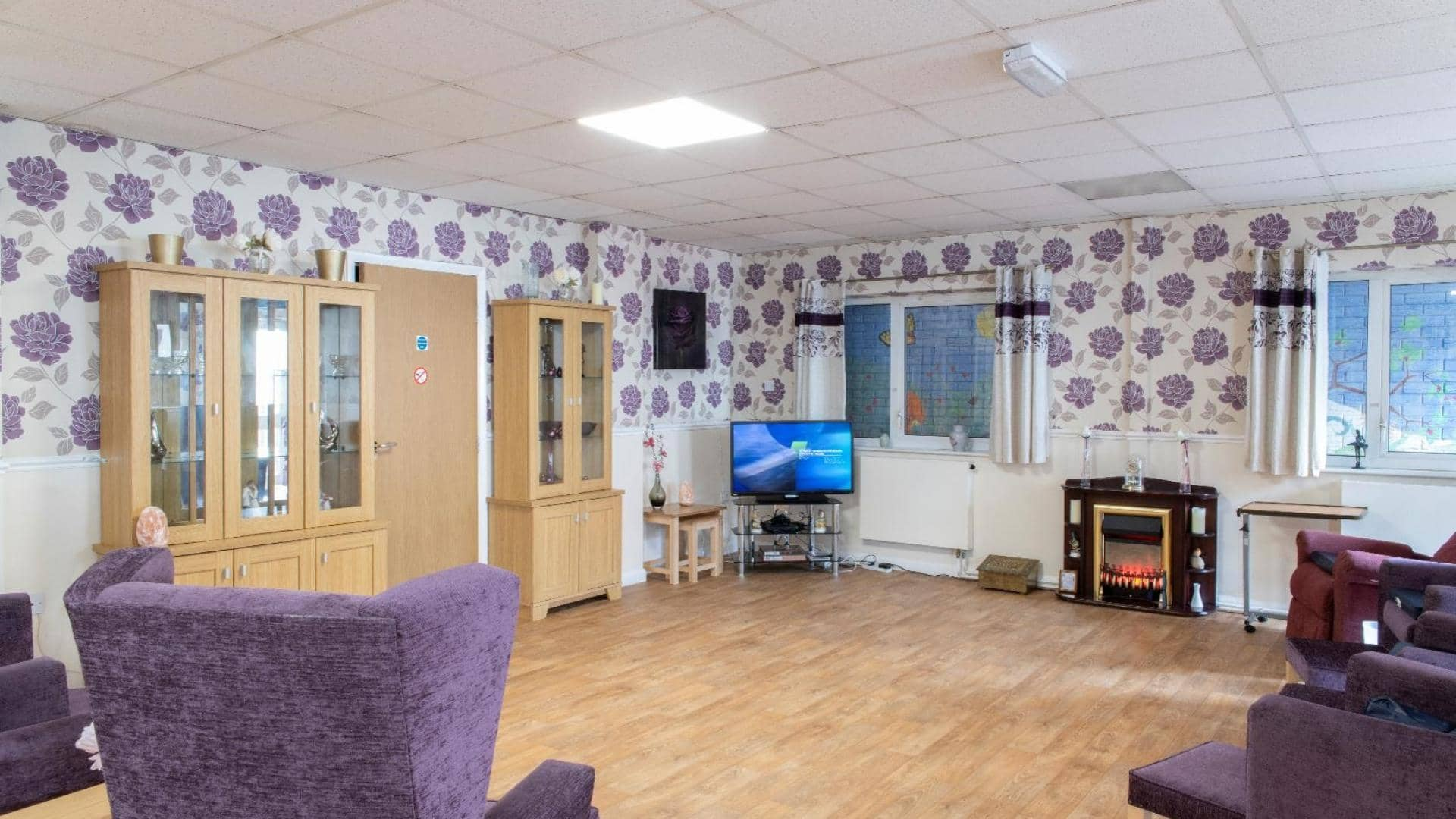 Chatsworth Lodge Care Home Sitting Room