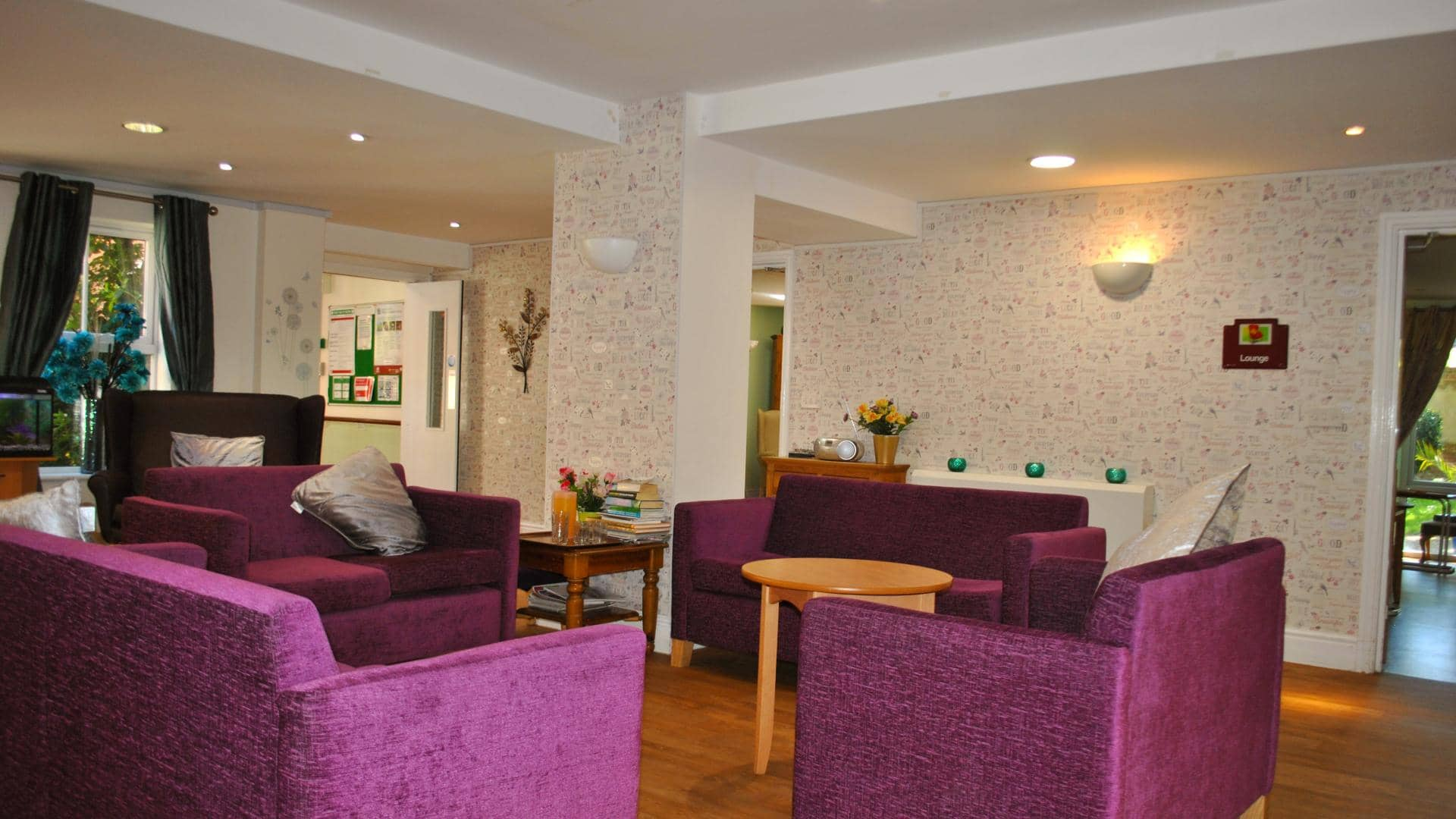 Eaton Court Nursing Home, Reception