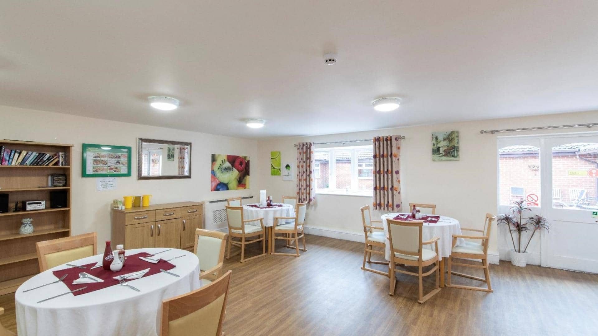 Riverside Care Home, Dining Room