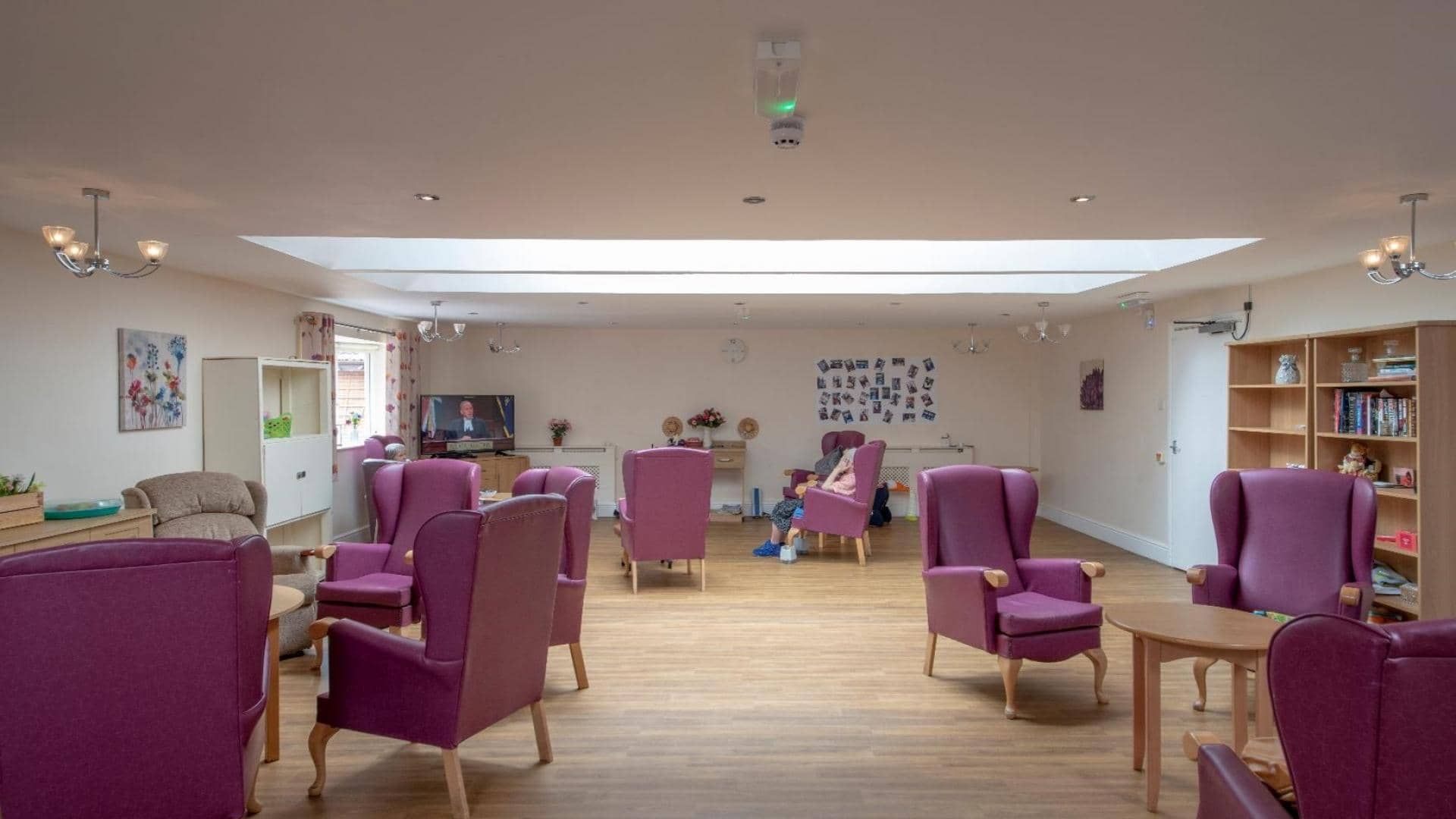 Riverside Care Home, Sitting Room