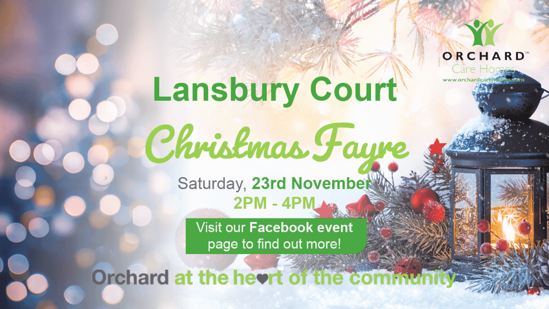 Lansbury Court - Sunderland Care Home - Christmas Fayre.
