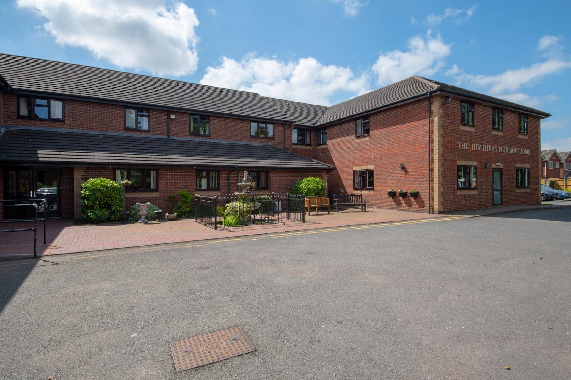 The Heathers Care Home Cannock