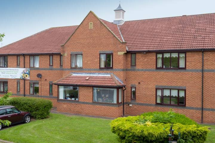 Archers Court Care Home.