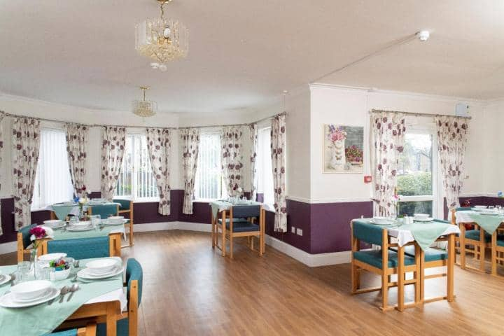 Green Lodge Dining Room