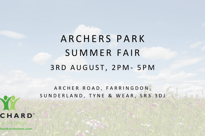 Archers Park Summer Fair