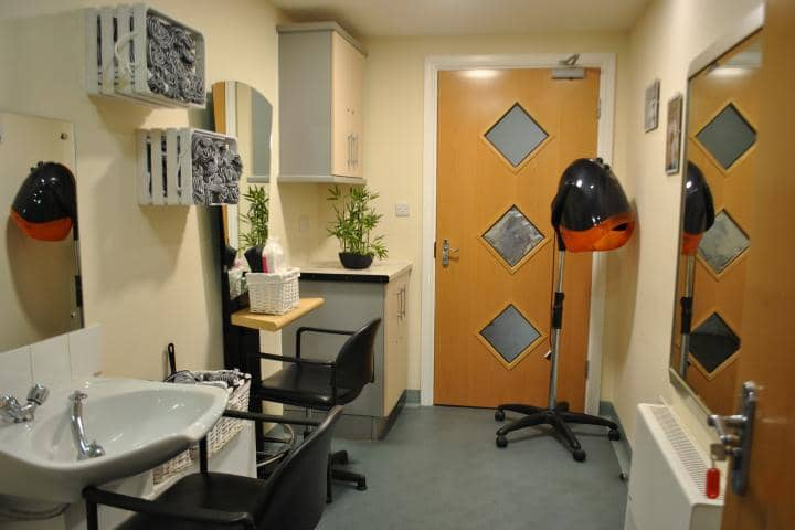 Rastrick Hall and Grange Hair Salon