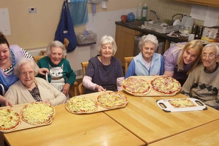 Baking Activities in Care Homes