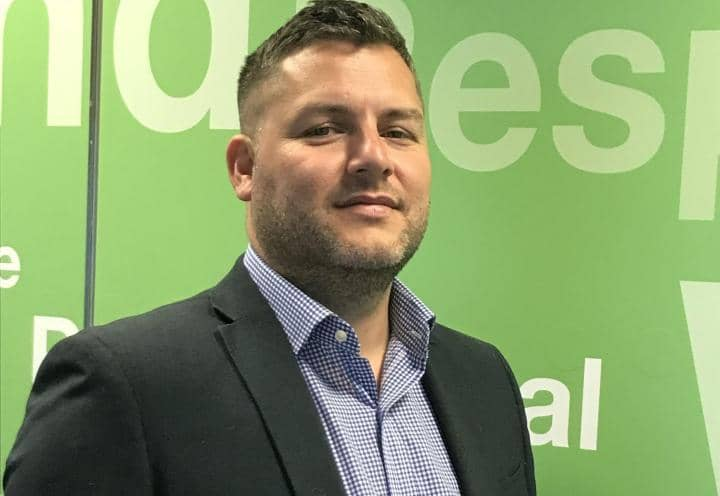 Orchard Care Homes New COO Hayden Knight