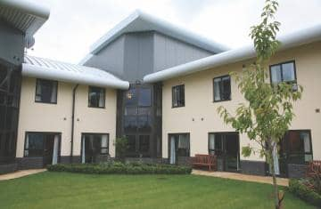 St Helens Hall & Lodge Dementia Care Home
