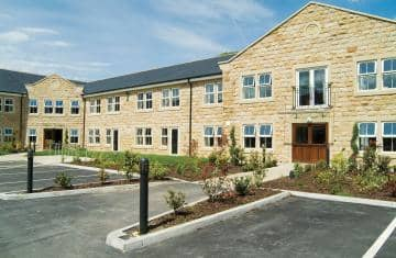 care home near keighley