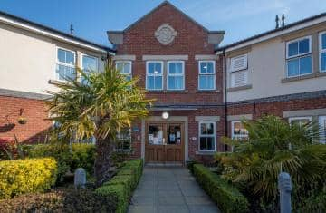 Cantley Grange Care Home in Doncaster