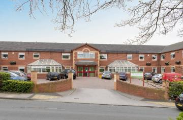 Cherry Trees Care Home in Rotherham