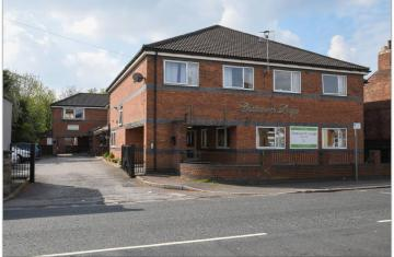 Chatsworth Lodge Care Home, Chesterfield