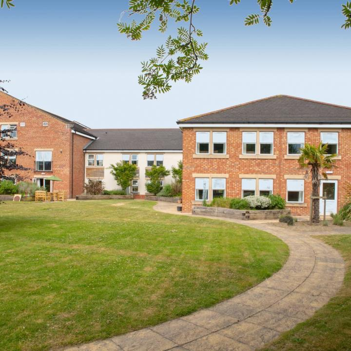 Thornton Hall & Lodge Care Home